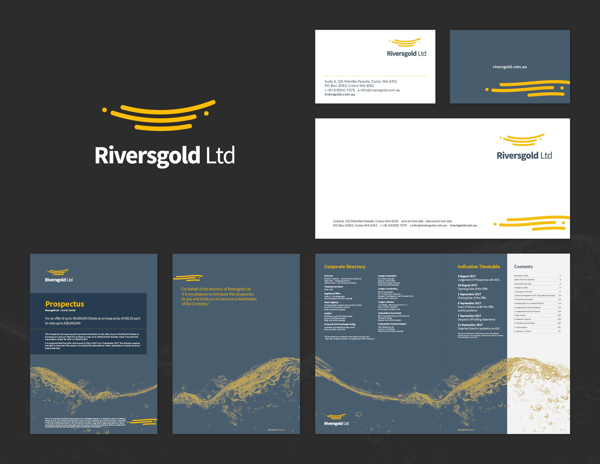 Riversgold Ltd Identity